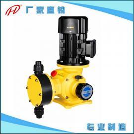 机械隔膜计量泵 不锈钢加药泵 pam加药泵
