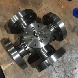 不锈钢四通球阀 高性能四通球阀