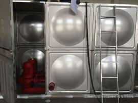 箱泵一体化消防增压稳压给水设备 箱泵一体化消防设备