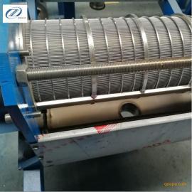 304不锈钢固液分离机反卷筛网厂家批量定做