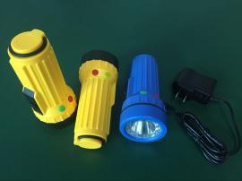 CBY6020A铁路信号灯手电筒三色 锂电铁路信号灯