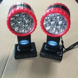 磁吸式锂电安全防护灯 锂电LED磁性防护信号灯