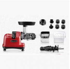 欧美爵士J8227HDR-C-PLUS多功能慢磨机榨汁机果酱机面条机磨粉机