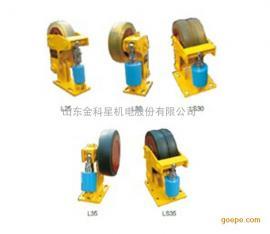 双轮L25单轮矿用滚轮罐耳