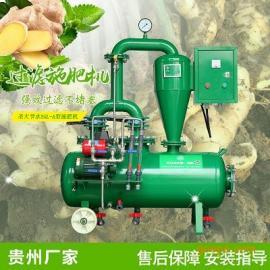 农用施肥机款式 大田生姜便宜好用省钱水肥一体机多少钱