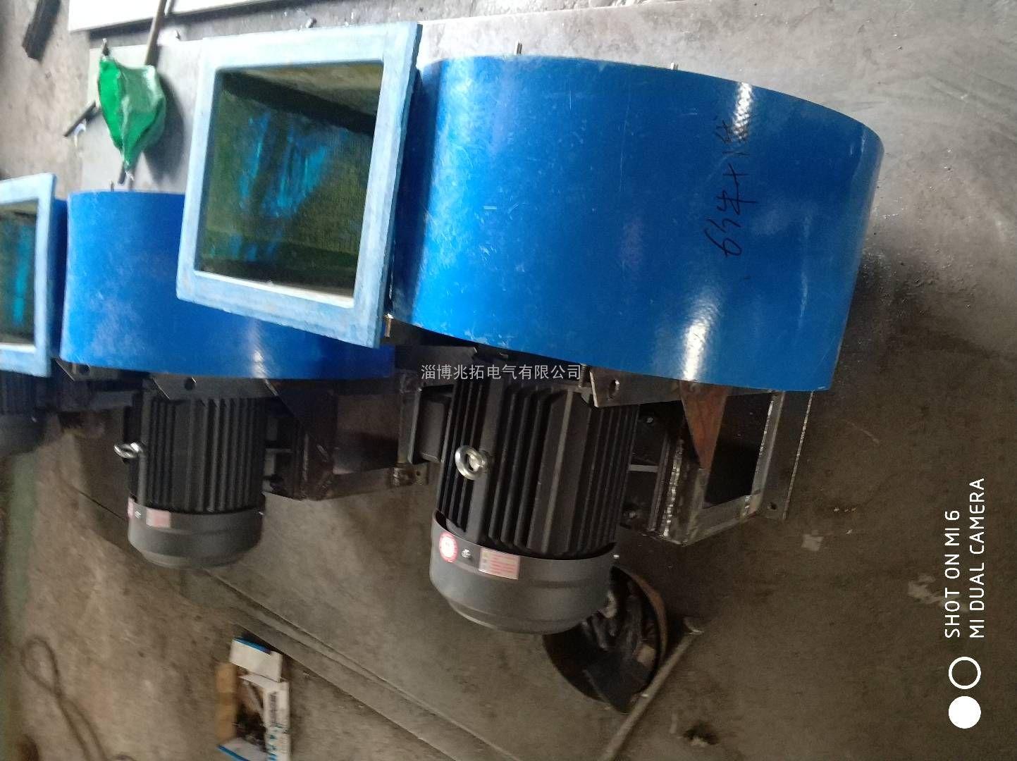 4-72防腐风机 衬塑风机 玻璃钢风机