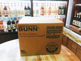 BUNN20109大号商用咖啡机滤纸BUNN U3 SUR冲茶机用滤纸