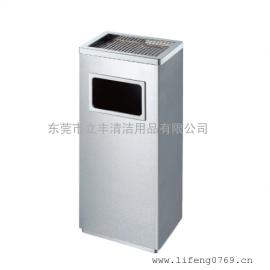 B34-A长方形丽格果皮箱 厂家批发不锈钢垃圾桶
