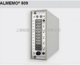 中国区代理 ahlborn技术+选型+报价+培训多通道巡检仪almemo 809