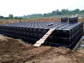 不锈钢泵房水箱 组合保温消防工程水箱 箱泵一体化供水设备