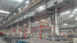 工业厂房整体置换通排风工程