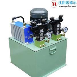 小型液压系统 液压站设计