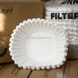 BUNN ITCB萃茶煮茶机过滤纸 美式咖啡机碗形滤纸型号20100