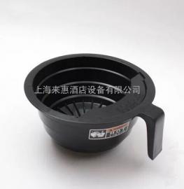 冰茶机bunn AXIOM型号黑色漏斗原装咖啡机配件