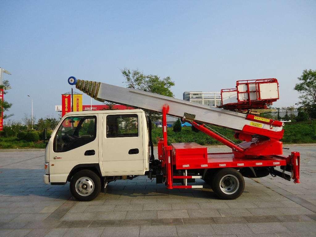 38米云梯车售价多少钱一辆