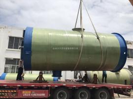 舒兰污水提升泵站厂家 一体化预制泵站小区污水提升泵站