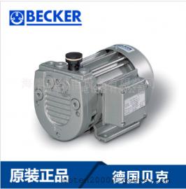 贝克DT4.8无油旋片式压缩泵
