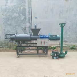 猪粪小型固液分离机 环保动物粪便脱水机 可定制