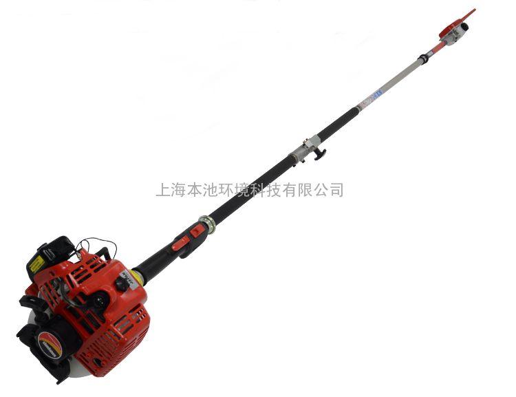 新大华P230S高枝锯修枝锯shindaiwa原装日本P230高枝油锯总代理
