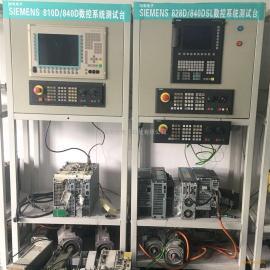 专修西门子611伺服驱动器55/71KW电源6SN1146-1BA01-0DA0维修