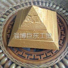 OEM定制负离子金字塔、45厘米黄金塔、金字塔模型