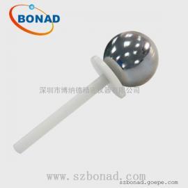 IEC61032防护试验?#26412;?0mm钢球探棒,IP10钢球试验探棒