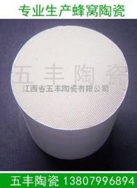 刚玉-莫来石蜂窝陶瓷蓄热体