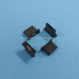 全塑micro立插公�^ 超短�wB型micro180度立式dip公�^ �o�充�S�