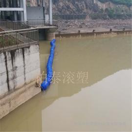 直径0.4米粗水草藻类拦截塑料浮栅产品介绍