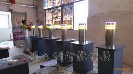厂家直销防撞升降柱、电动升降柱、半自动升降柱