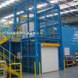 工业货梯厂家直供工业工厂货梯工业厂房货梯工业液压货梯