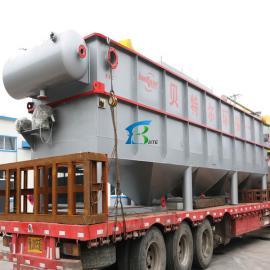 餐饮污水处理设备、溶气气浮机设备、贝特尔环保