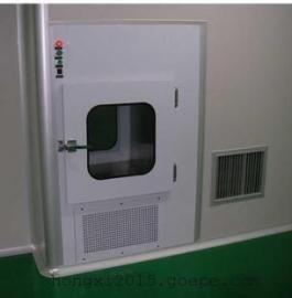 风淋传递窗/自净传递窗/紫外线杀菌不锈钢传递窗