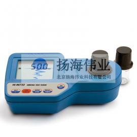 防水便携数显水中氨氮含量测定仪