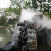 雾森系统、石景山降尘降温工程安装