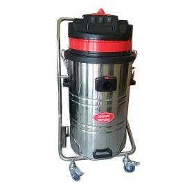三马达强力工业吸尘器车间地面打扫卫生用吸颗粒焊渣吸尘器