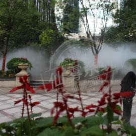 雾森系统雾森设备厂家造景保暖降尘人工雾