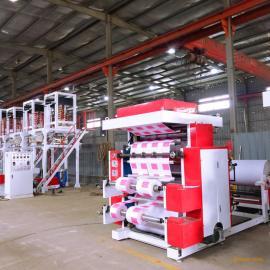 资深厂家供应高速双色柔版印刷机彩印机