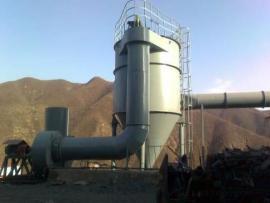 ZC-ⅡⅢ型机械回转反吹扁袋除尘器