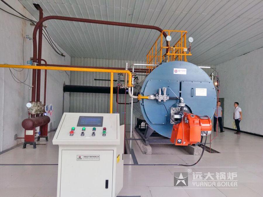 采暖用4吨燃气热水锅炉参数