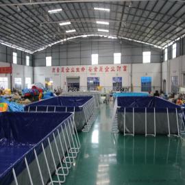 陆基悬浮式养殖水槽,集装箱循环水处理系统,工厂化水产养殖