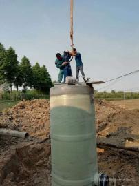 一体化预制泵站 一体化预制泵站的作用