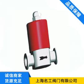 名工阀门GDC-5电磁高真空挡板阀
