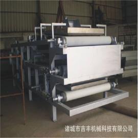 皮革厂污泥处理设备带式污泥压滤机