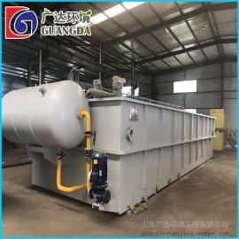 气浮机设备 工业污水处理工程设备 广达环保 来电定制