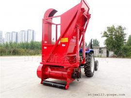 多功能玉米秸秆回收机多少钱 圣泰牌粉碎回收一体机报价