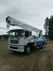 16米高空作业车 高空安装车