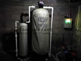 隆安井水过滤器-除铁锰过滤器-井水发黄净水设备