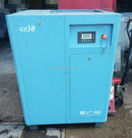 二手22KW/30HP螺杆式空压机