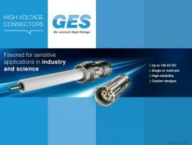 德国GES HSB30 7331050 PTFE工业连接器 插座